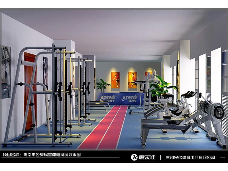 兰州室内健身俱乐部
